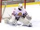 Valgevene meeskonna Gomeli väravavaht Igor Brikun on üks paljudest tippmängijatest, kes kasutab Frontier Hockey toodangut. foto Frontier Hockey