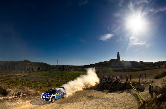 Pilt millest algas WRC pildistamine.  Foto: Jaanus Ree