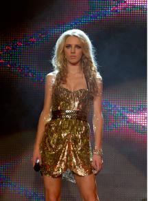 Liis aastal 2011 Superstaari saate finaalis foto Kalev Lilleorg/Presshouse/Scanpix