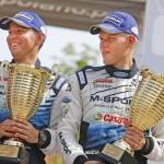 Kaks ilma kolmandata ei jää ehk Ott Tänaku kolm erinevat WRC hooaega
