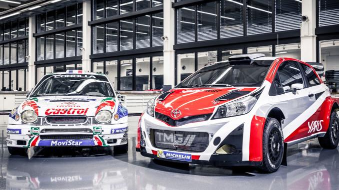 Järgmisel aastal autoralli MM-sarja naasev Toyota alustab uue Yaris WRC testidega aprillis