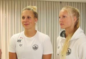 Kätlin ja Sigrid Sepp
