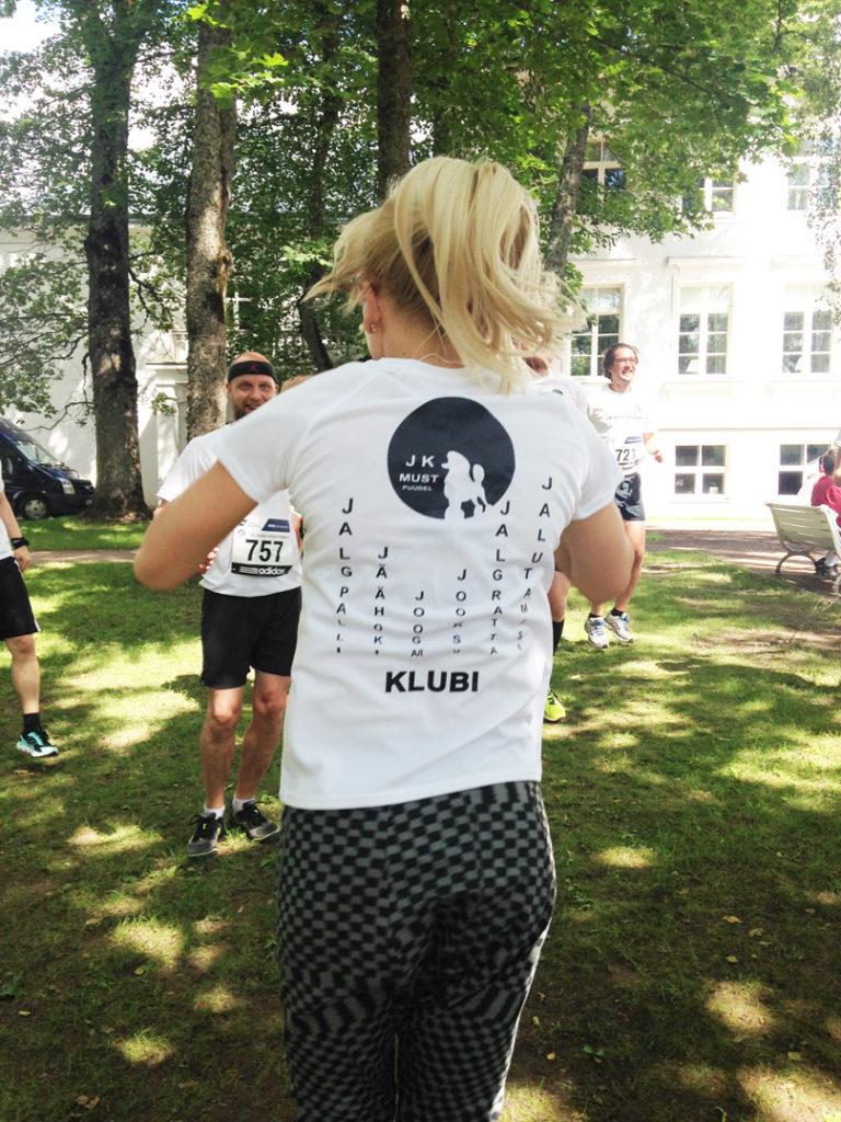 Mitte ainult jooksuklubi, j-tähega algab teisigi toredaid spordialasid. Foto: Erakogu