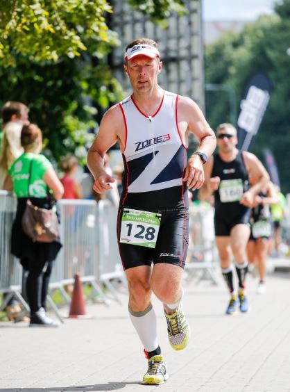 Selle aasta Tartu Mill triatlonil. Foto Indrek Ladva/Sportfoto.com