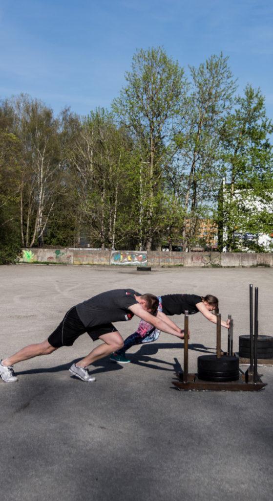 Foto: CrossFit Tartu