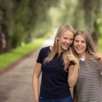 Kristin Kuuba ja Helina Rüütel – tähed sulgpallitaevas