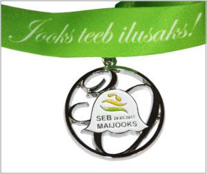 Maijooks Medal