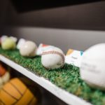 Spordimuuseum avas suure pallimängude elamusnäituse