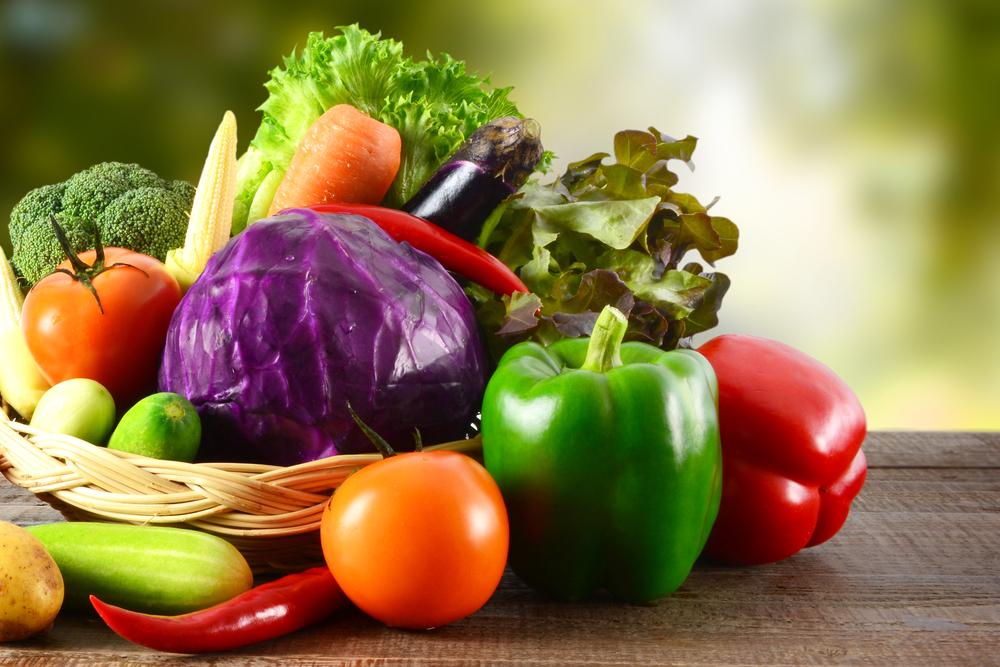 Söö rohkem köögivilju