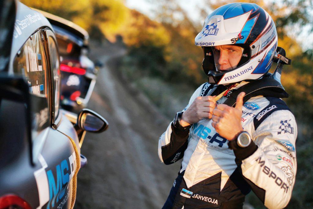 Martini karjääri esimene WRC hooaeg annab põhjust rahul olla.