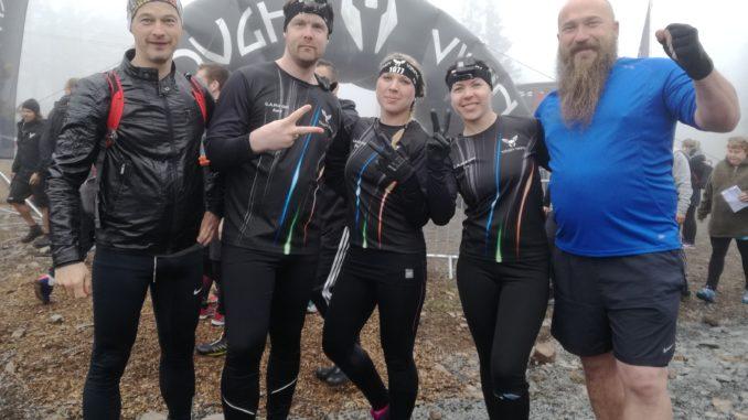 Eestlased Tough Viking Oslo võistlusel