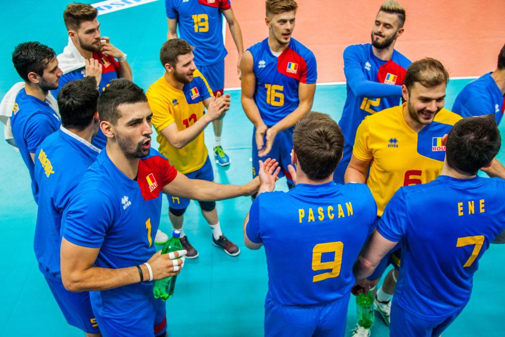 Viimases mängus Ungari vastu saavutasid rumeenlased võidu.