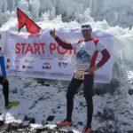 Esimesed eestlased Tenzing Hillary Everesti maratonil