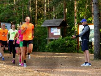 Jooksutreener Einar Kaigas