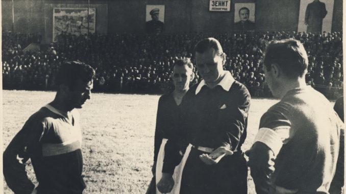 1947. Leningradis Zenit vs. Tbilisi Dinamo