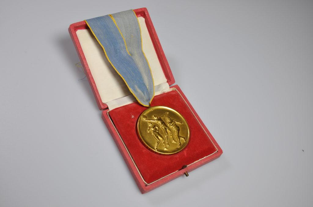 Euroopa meistrivõistluste (1956) kuldmedal