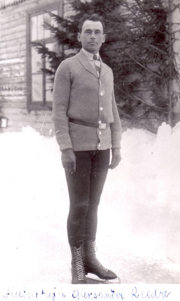 Aleksander Reeder