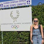 Greete Kempel pürgib Olümpiaakadeemia magistriks