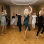 Viie rütmi tants – liikumapanev jõud