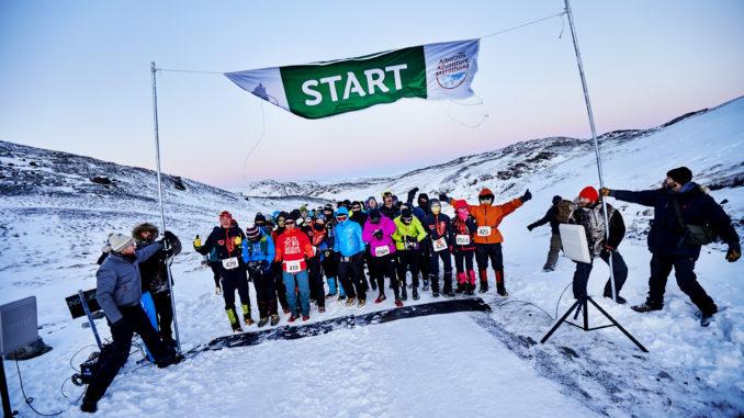 Polar Circle Marathon 2016