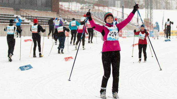 44. Tartu Maraton Tehvandil / photo: Ardo Säks
