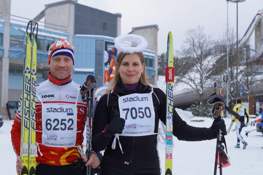 FinlandiaHiihto 2016 stardis