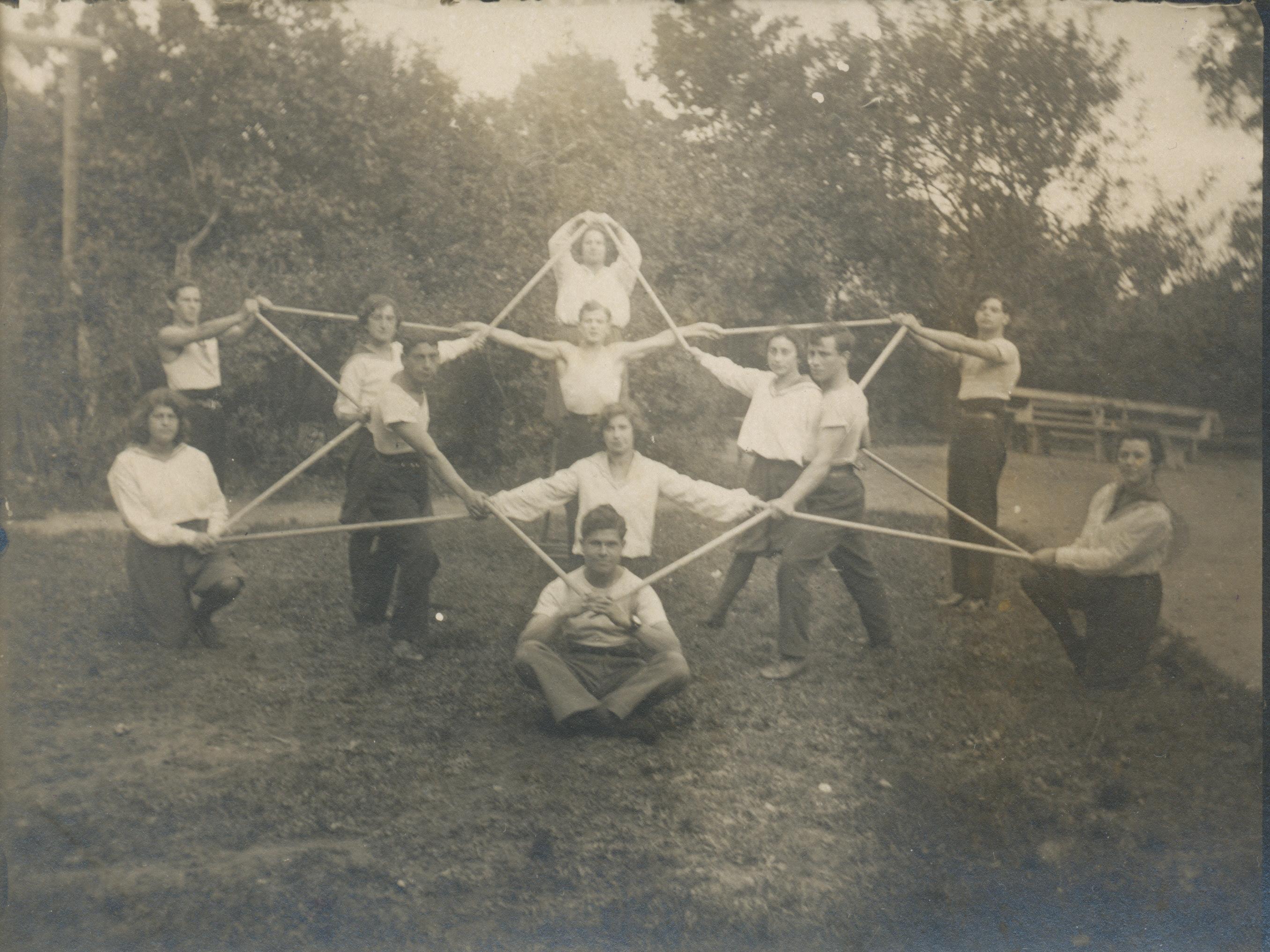 Juudi spordiselts Makkabi 1920-ndate alguses Eestis
