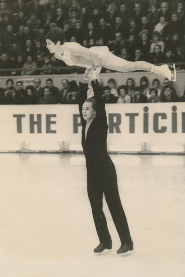 EM 1970, Rodnina - Ulanov