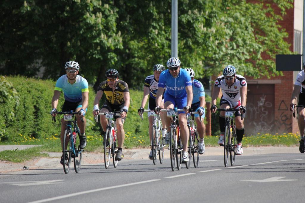 Rattasport on üks Hannese lemmikutest. Foto Kaisa Sander / Sportfoto.com