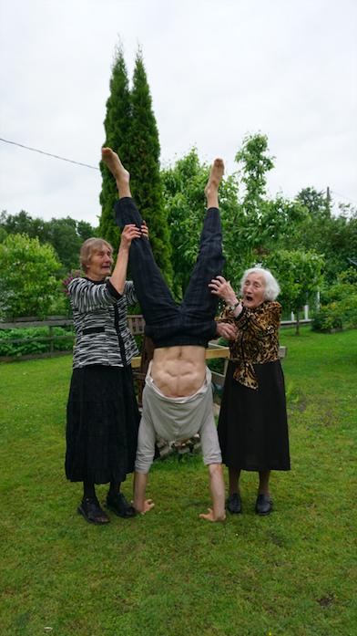 Vanaemadega