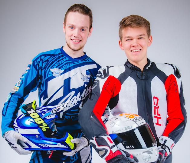 Kevin ja Hannes