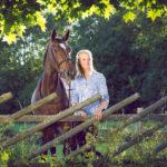 Noor ratsutaja Margareth Eikner: Kõige olulisem on tahe!