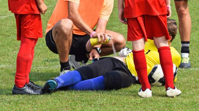 Vigastused ja sport