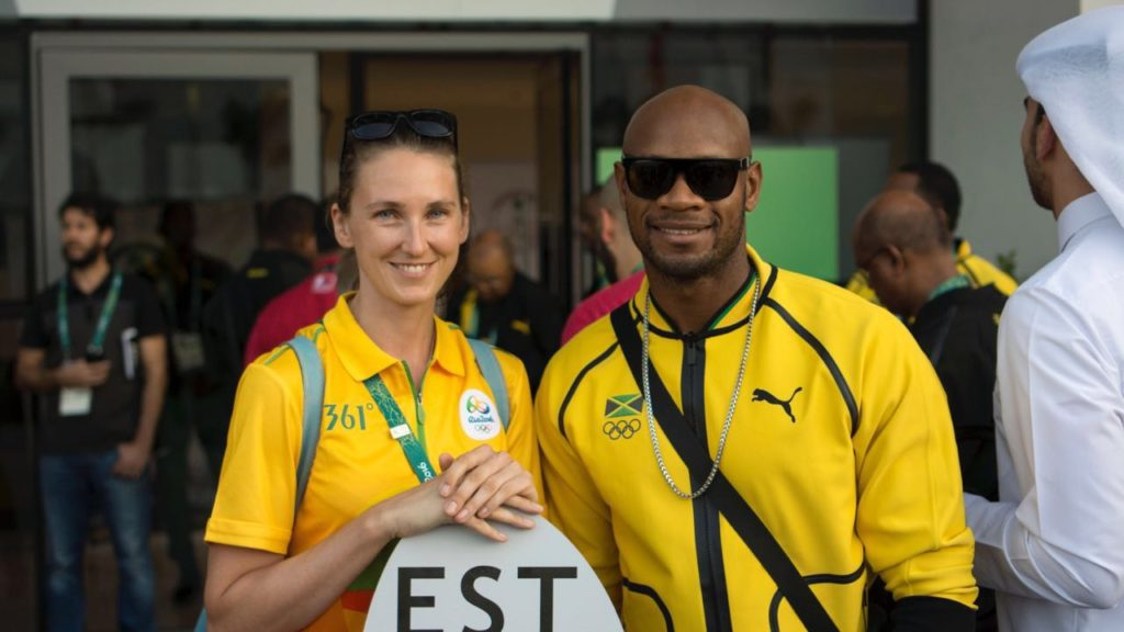 Anna osales vabatahtlikuna ka Rio olümpial Foto: Kaspar Taimsoo
