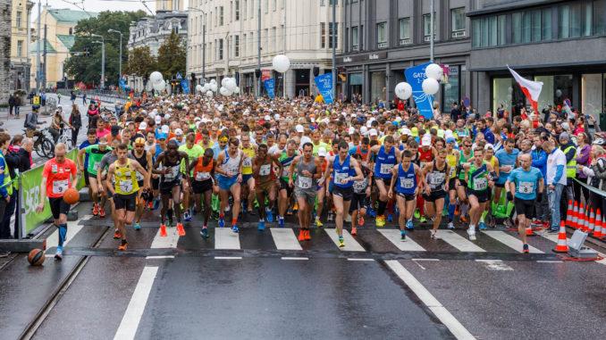Tallinna maraton 42+21 km-25