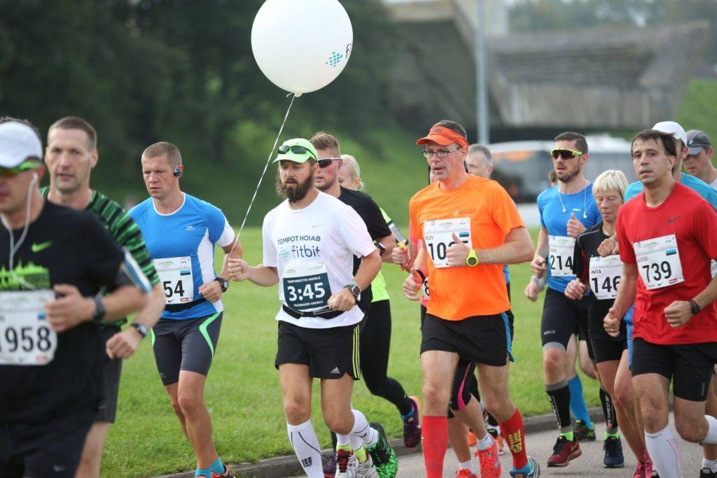 Tallinna maratonil 2016
