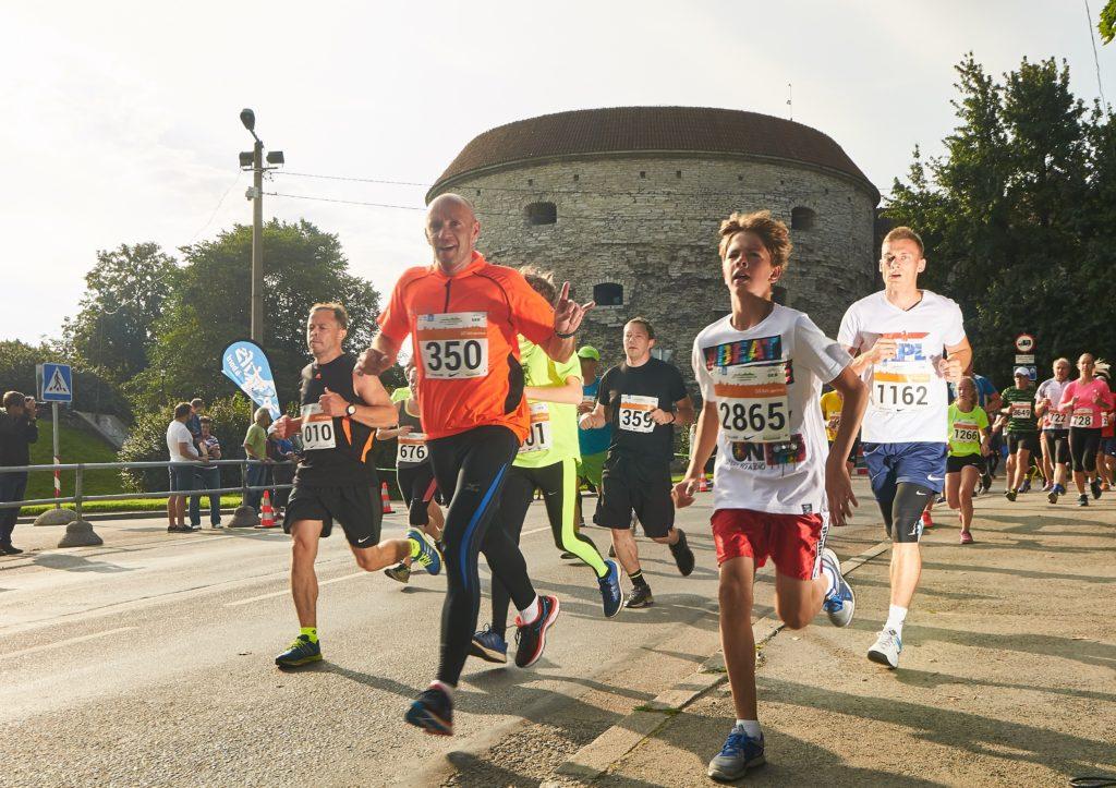 Jooksutreeningutega alustamine