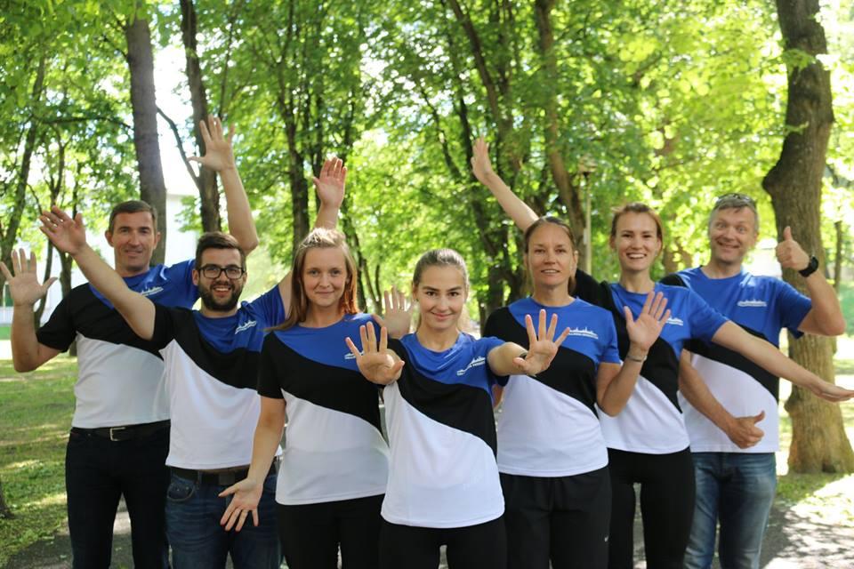 Tallinna Maratoni korraldustiim