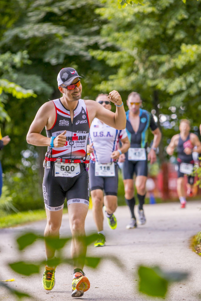 IRONMAN 70.3 Otepää 2017 jooksurajal Foto Kayvo Kroon