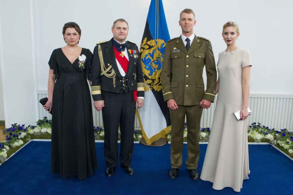 Presidendi vastuvõtt, Eesti vabariik 98 Foto: erakogu