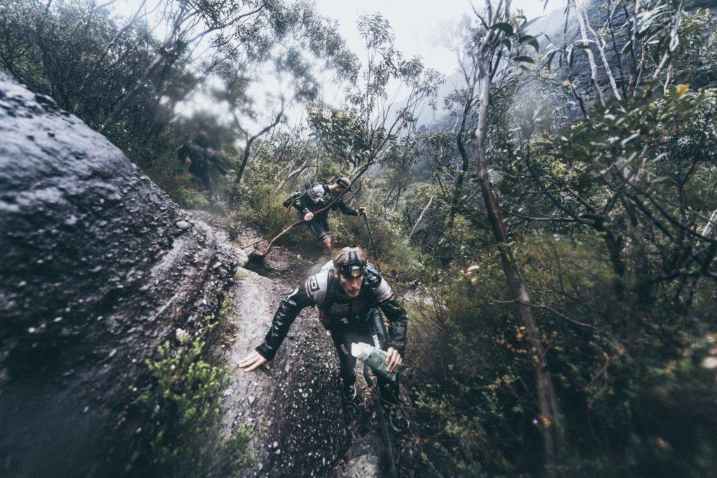 Võistlejad 2016 Austraalia MMil Budawangsi mägismaal ACE on veel võsas