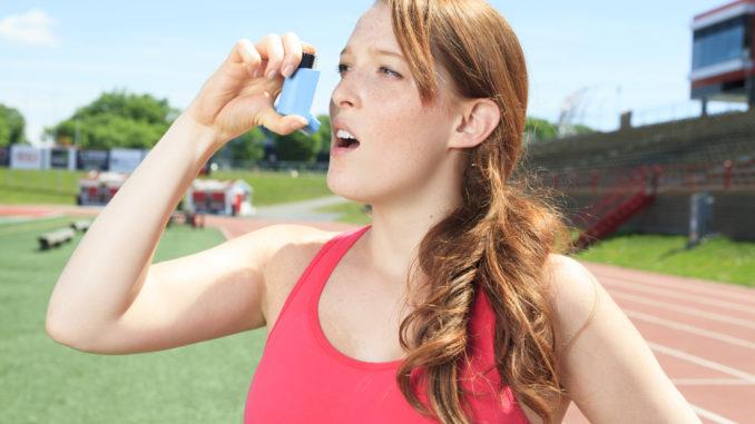 Astma ja sport