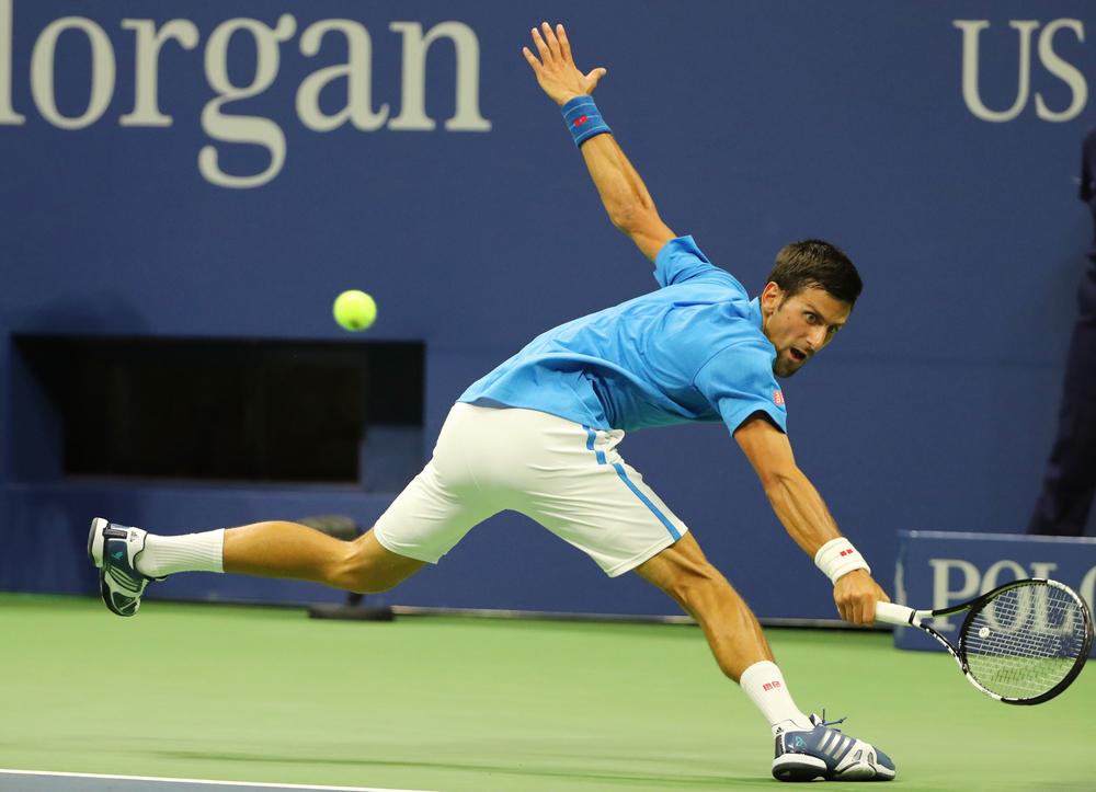 Novak Djokovic Foto: Leonhard Zhukovsky / Shutterstock.com
