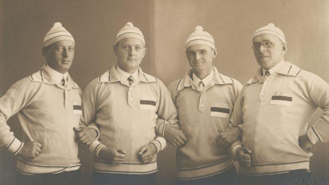 Tutti V meeskond 1928. aasta Amsterdami olümpia eel