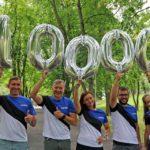 Tallinna Maratonile ja Sügisjooksule registreerunute arv ületas juba kümne tuhande piiri