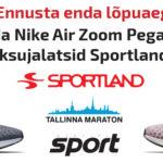 Tallinna Maraton 2018 ennustusmäng