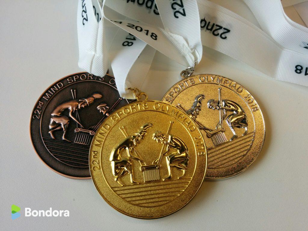 Sellised näevad välja maailmameistrivõistluste medalid