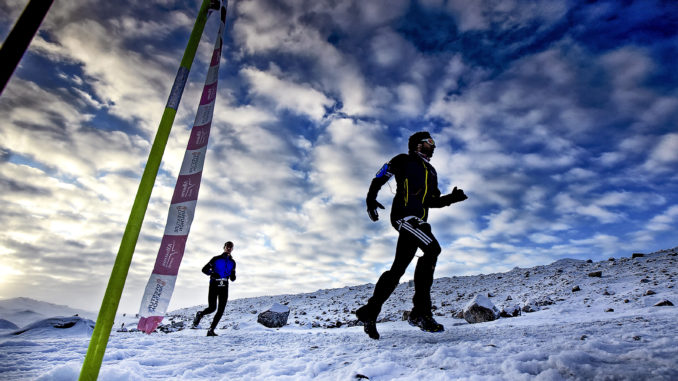 Marathon Polar Circle 2013