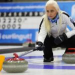Marie Turmann – särav täht Eesti naiste curling'u-taevas