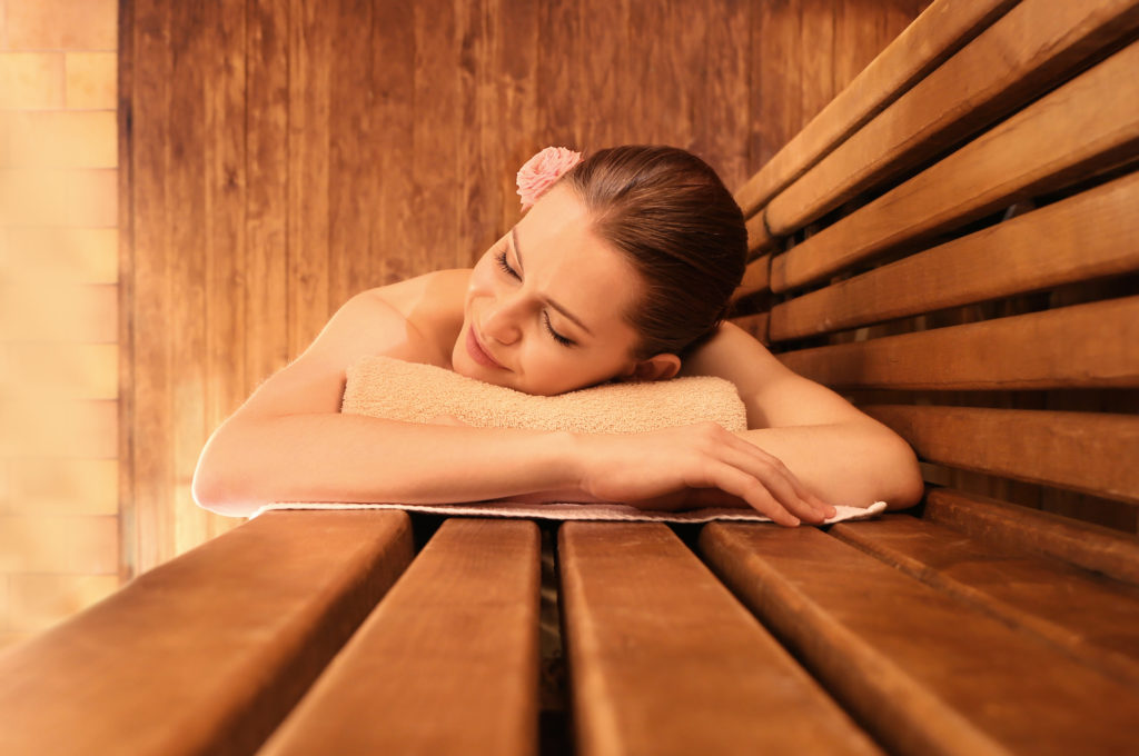 Saun ja higistamine